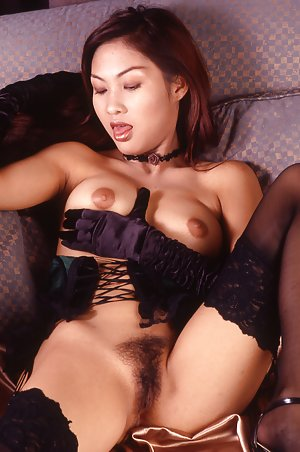 Hairy Asian Tits