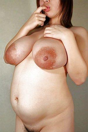 Pregnant Asian Tits