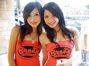 Cheerleader Asian Tits