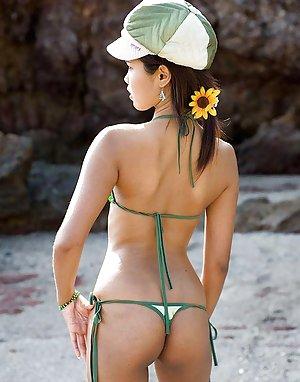 Bikini Asian Tits