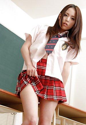 Schoolgirl Asian Tits